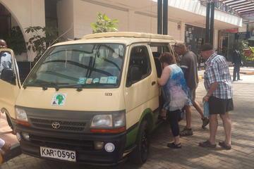 BOMAS OF KENYA CULTURAL TOUR FROM NAIROBI CITY