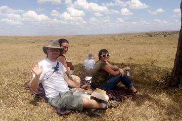 CRESCENT ISLAND NAIVASHA DAY TOUR FROM NAIROBI