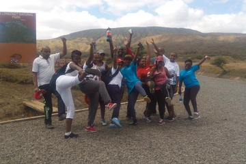 full day hells gate National park tour Through The great Rift Valley