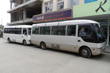 NAIROBI TO ARUSHA TOWN SHUTTLE TRANSFERS