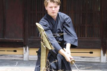 2-Hour Samurai Experience in Kyoto