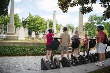 Day Trip Hollywood Cemetery Segway Tour in Richmond near Richmond, Virginia