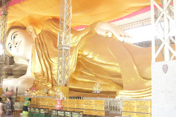 Private Cultural Day Trip to Bago from Yangon