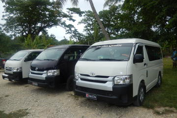 Private Airport Transfer: Hotel to Port Vila International Airport