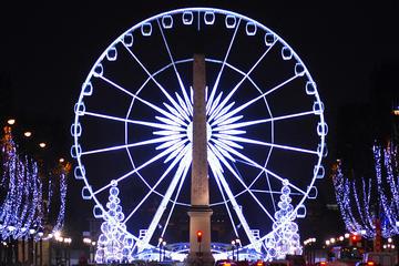 Visite privée de Paris à Noël privée...