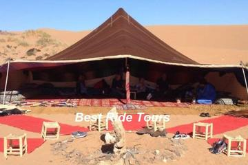 1 noite no deserto de Agadir