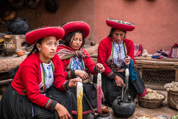 Maras Moray and Chinchero Including Cooking Class