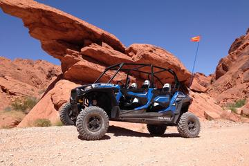 Self-Guided UTV Tour of Valley of Fire State Park