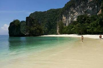 Canoeing PhangNga and swimming at