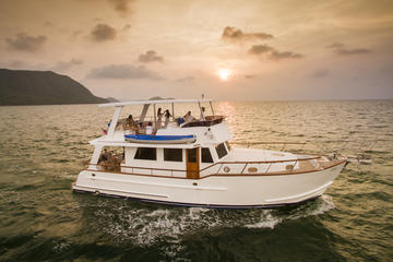 Private Amazing Sunset Cruise from...