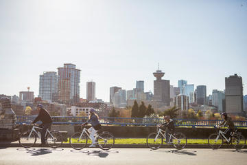 Coach Transfer from Downtown Victoria to Downtown Vancouver