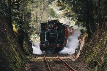 West Coast Wilderness Railway: River ...