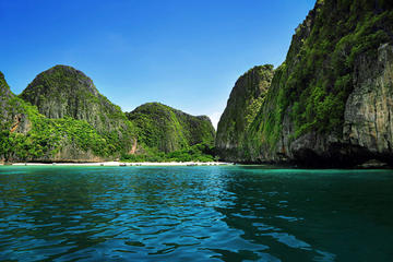 Private Small-Group Tour to Phi Phi Islands by Speedboat from Phuket