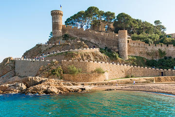 'Legend of the Blue Sea' Filming Locations Tour and Private Castle in Tossa de Mar