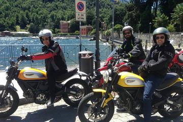Lake Como Motorbike - Motorcycle tour...
