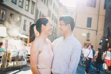 Private Photographer in Siena