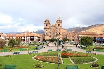 Half-Day Temples and Cusco City Tour