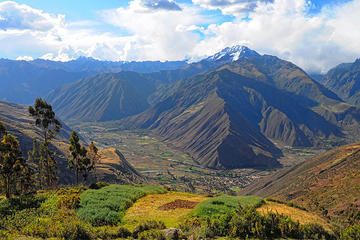 Sacred Valley, Pisac and Chicón Mountain Full-Day