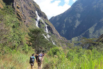 Salcantay Trek to Machu Picchu in 5 Days