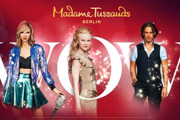 Berlin Attraction Ticket: Madame ...