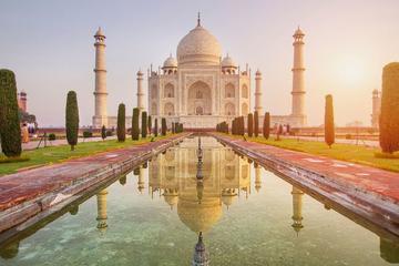 Taj Mahal Tour From Delhi - By Meredes, BMW, Audi