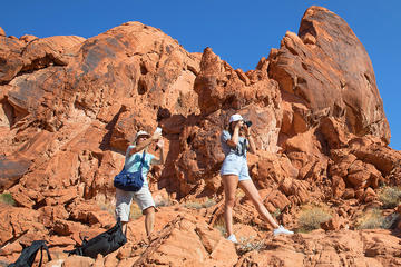 Valley of Fire Hiking and Photography...
