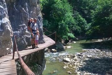 Walking tour in the Varghis Canyon...
