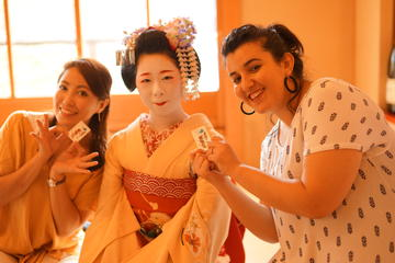 Enchanted Time with Maiko: VIP Tour