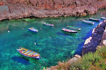 Blue Grotto and Marsaxlokk Half-Day Tour from Valletta