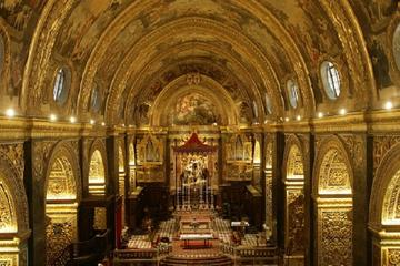 Valletta City of the Knights 3.5-Hour Walking Tour