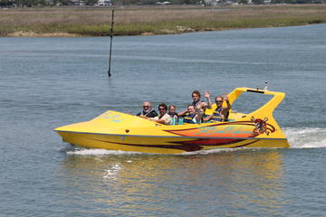 Myrtle Beach Jet-Boat Experience