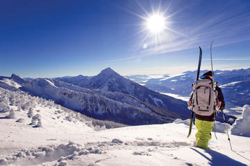 Ski Shuttle from Calgary to Revelstoke