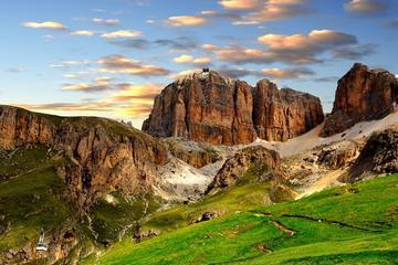 Dolomites from Lake Garda