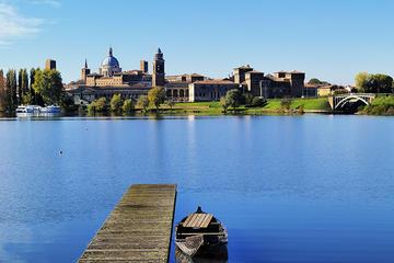 Mantova and Sigurtà from Lake Garda