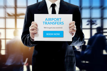 Private Arrival Transfer: Preveza-Lefkas Airport to Lefkada Town Ligia Hotels and Lefkas Marina