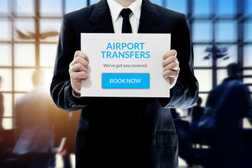 Private Arrival Transfer: Preveza-Lefkas Airport to Vassiliki and Poros Hotels
