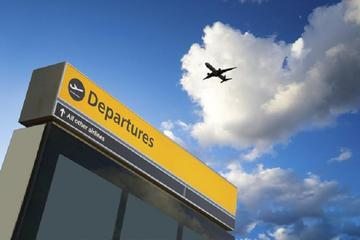 Private Departure Transfer: All Parga Hotels to Preveza-Lefkas Airport