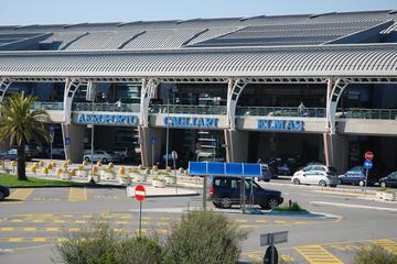 Private Departure Transfer to Cagliari Elmas Airport