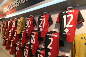 Private Transfer from Cagliari city to Cagliari Football Club Museum Area