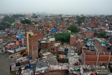 Real Life in a Delhi Slum