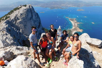 Hiking Tavolara Island