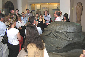 'Ancient Stones' Tour of the British Museum
