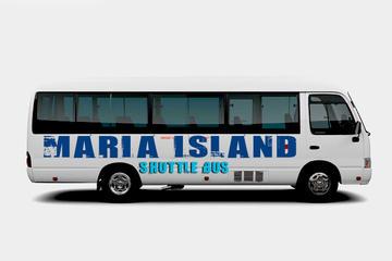 Roundtrip Maria Island Shuttle Bus Hobart to Triabunna