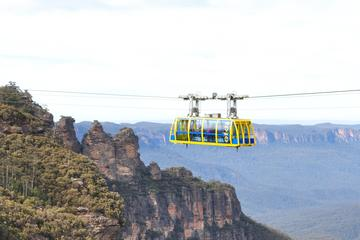 2-Day Blue Mountains Small-Group Day Trip Including Scenic World and City Tour