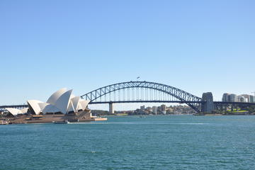 Sydney City Tour Including Bondi and Watsons Bay