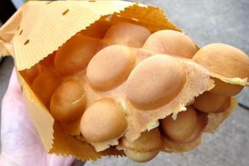 Small-Group Wanchai Food Walking Tour