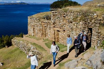 Sun Island - Copacabana Full Day Tour from La Paz or Puno