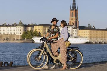 Stockholm E-Bike with GPS - 5 Hours