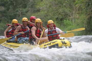 White Water Rafting in Rio de Janeiro - Small Groups