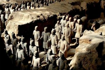 Private Day Tour With English-Speaking Driver-Guide For Terracotta Warriors And City-Wall Biking